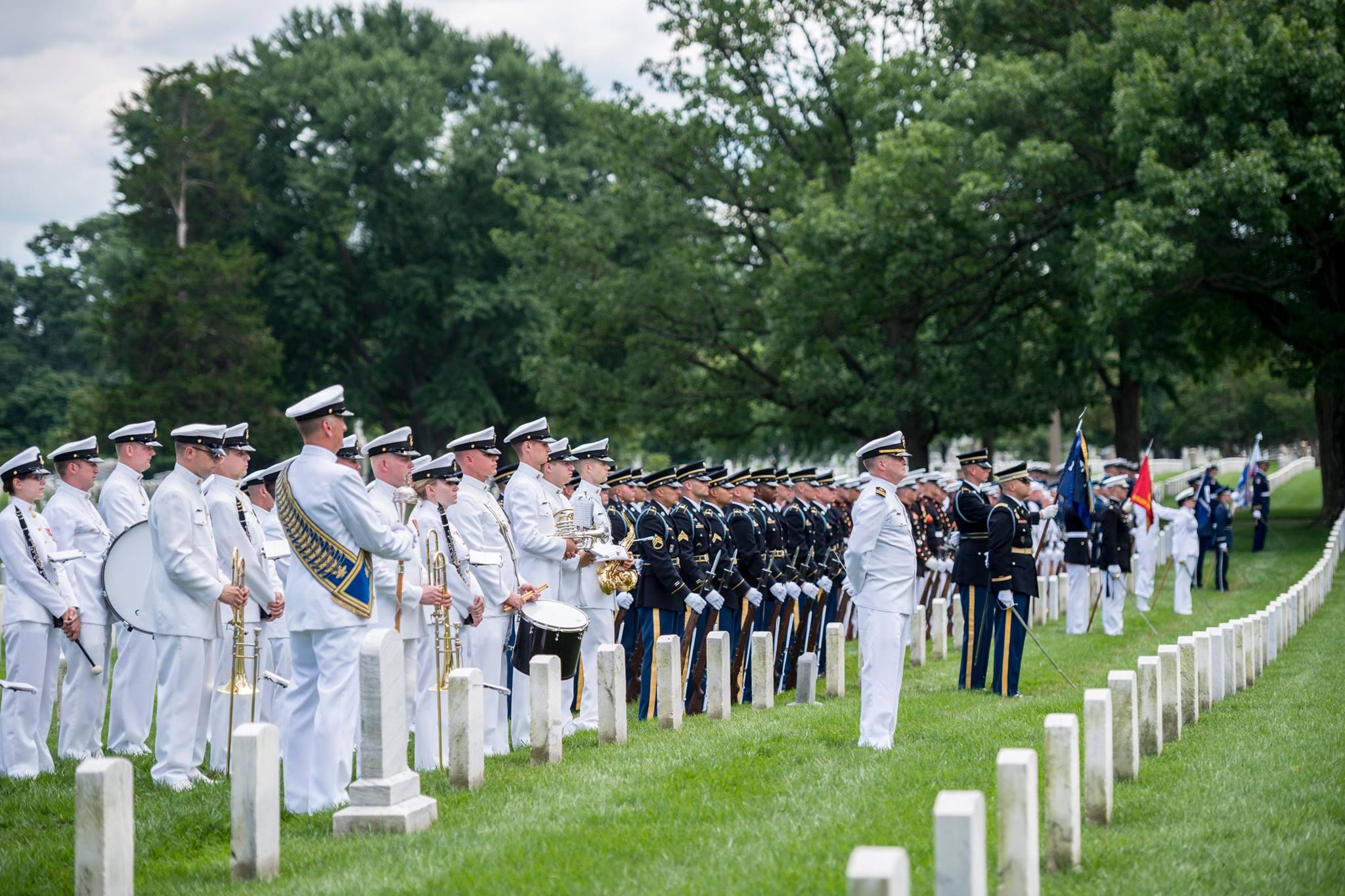 Photo Credit: Arlington National Cemetery
