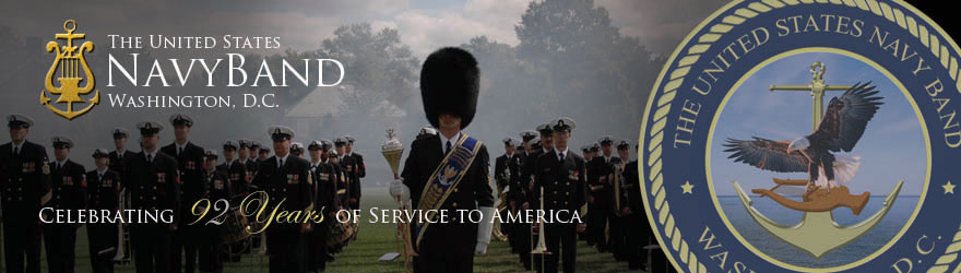 Photo Credit: United States Navy Band