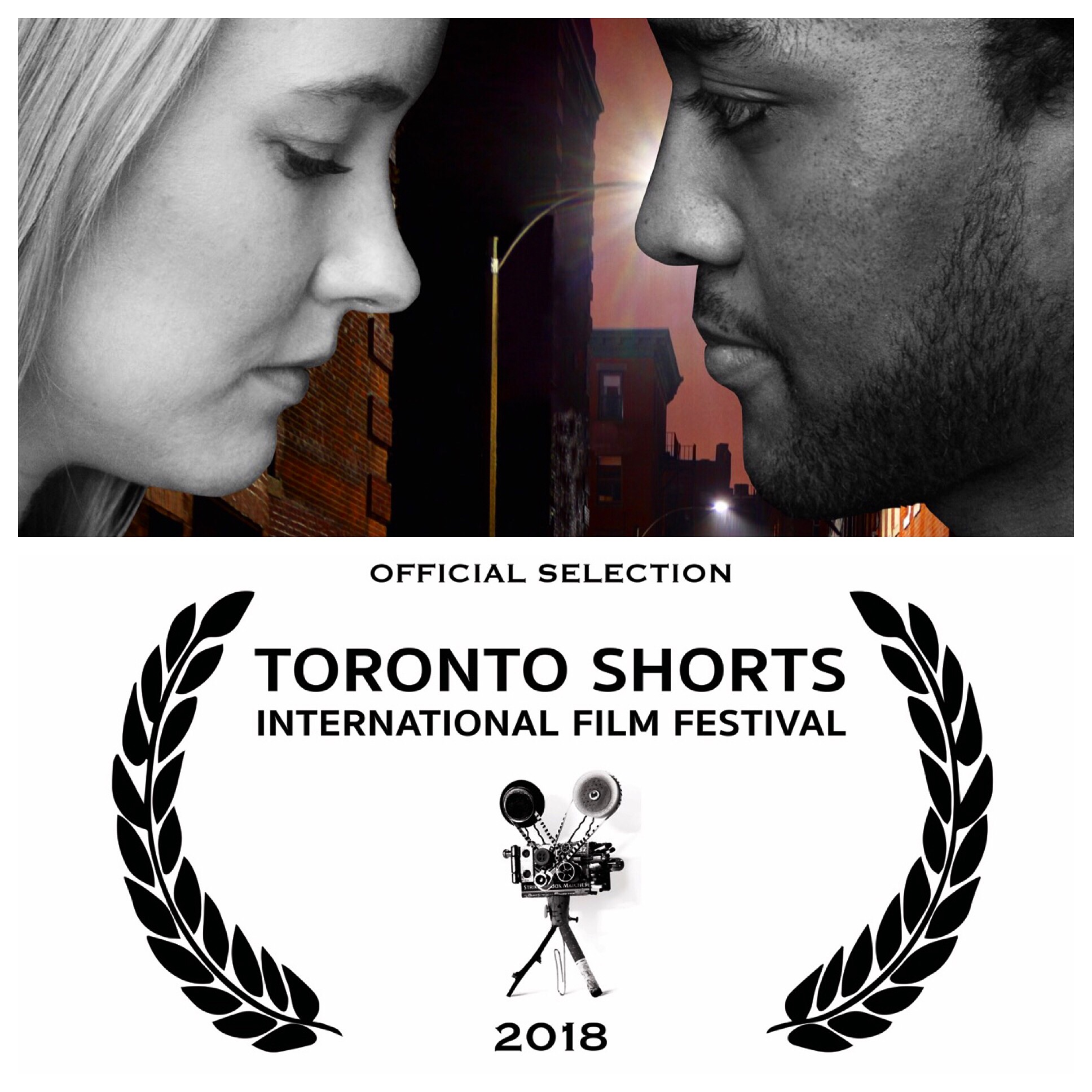 Join us Friday March 2nd at 9pm for the Canadian Premiere of RIVE at the Art Gallery of Ontario, Jackman Hall, 317 Dundas St W.TorontoShorts.com -