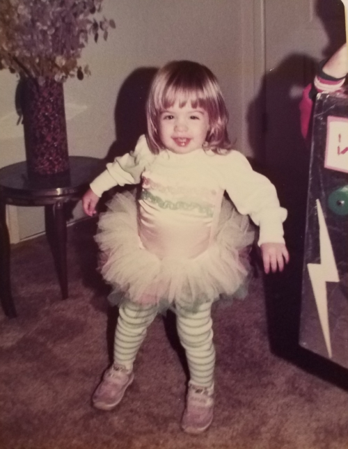 1984. My current style sense is the same, even 30 years later.