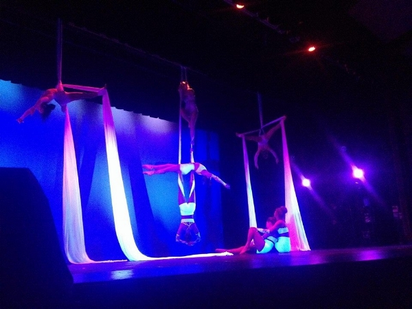 'Born to Fly', Steamboat Dance Theatre 2015. The most fun you can imagine!