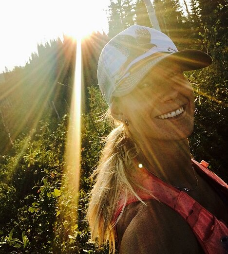 Shine On. Sancy Shaw - the world will never be the same without you.  Her photo above will like to the Sancy Shaw Memorial Fund.