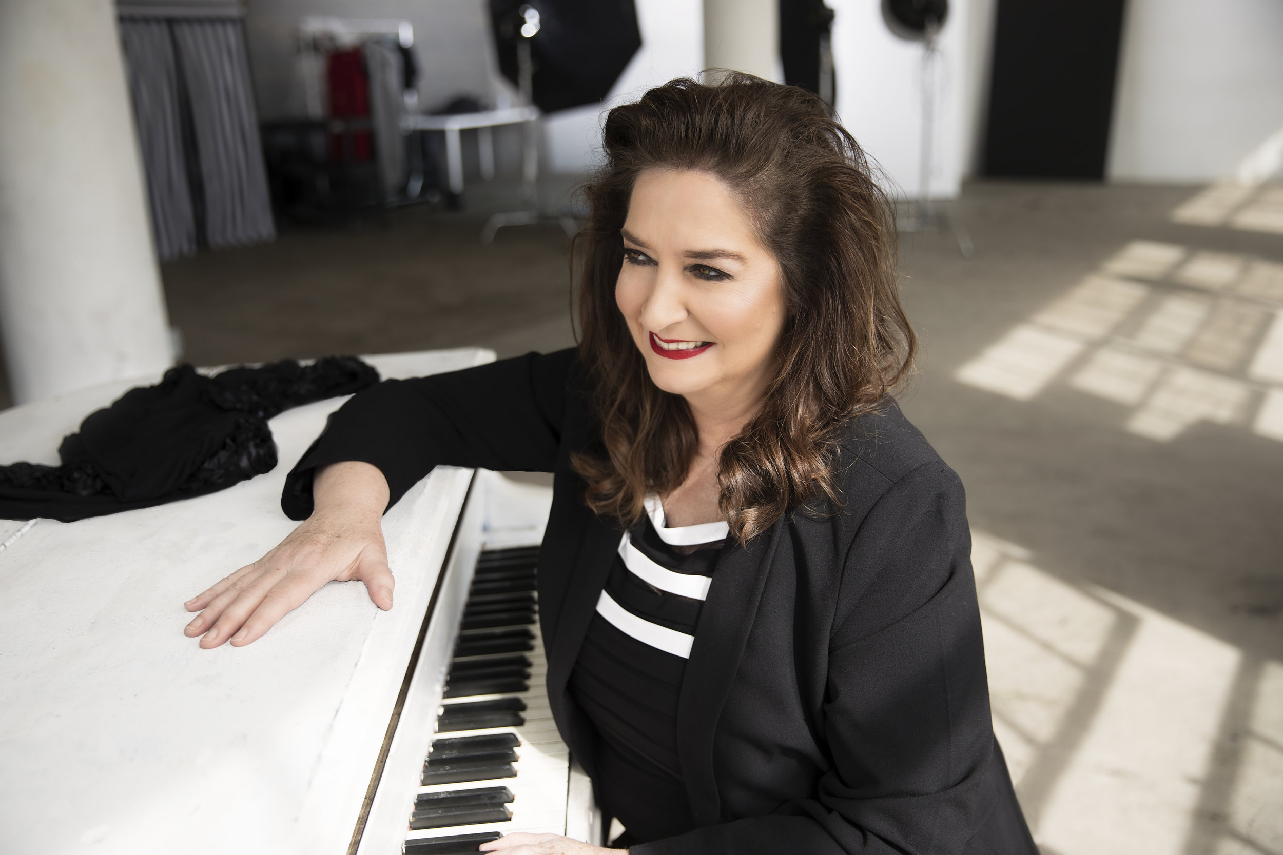 Valerie Fahren, singer-songwriter and actor