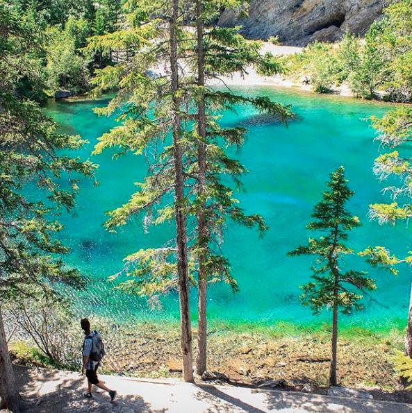 Grassi Lakes hike Canmore, Alberta, Canada.png