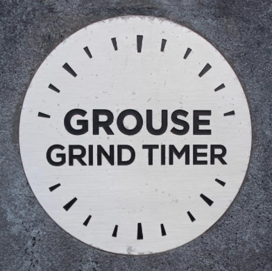 Challenge yourself on the 2,830 steps of the Grouse Grind