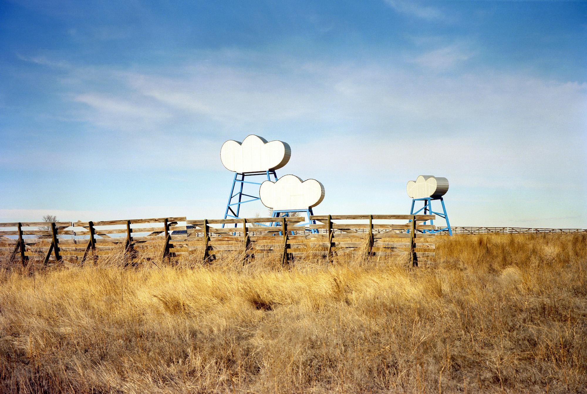 Untitled (Clouds), Denver, CO.