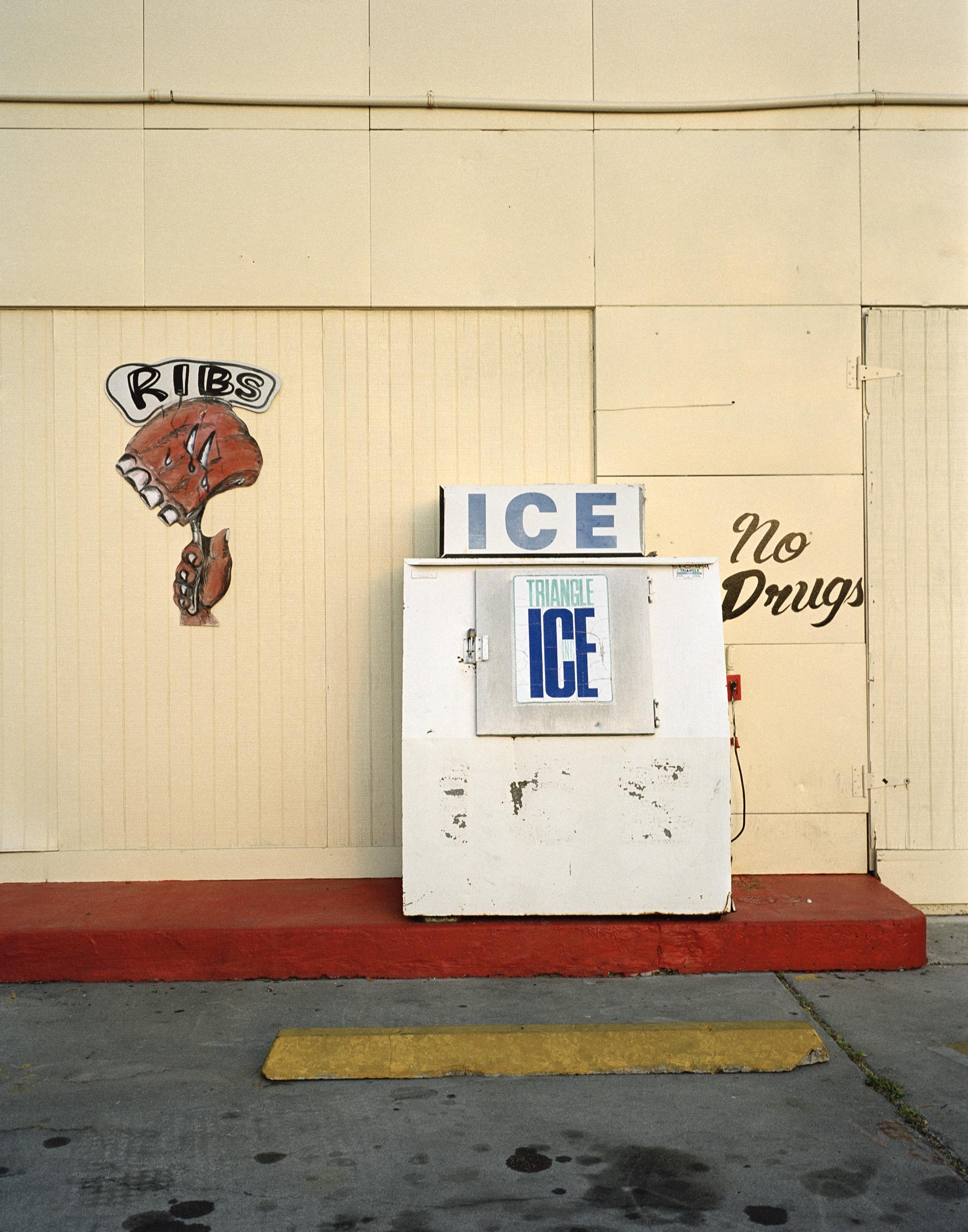 Ribs, Ice, No Drugs, Savannah, GA.