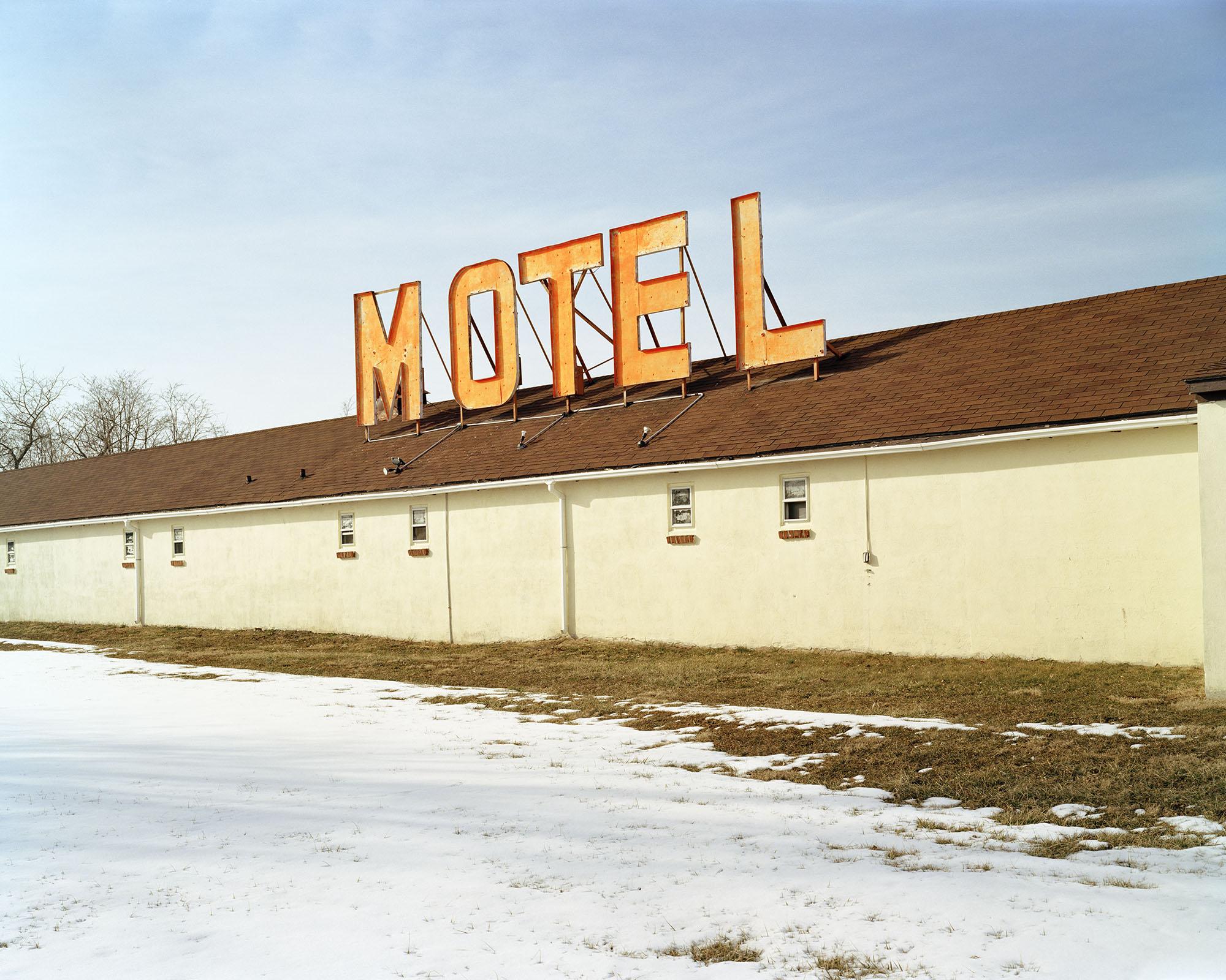 Motel, Quakertown, PA.