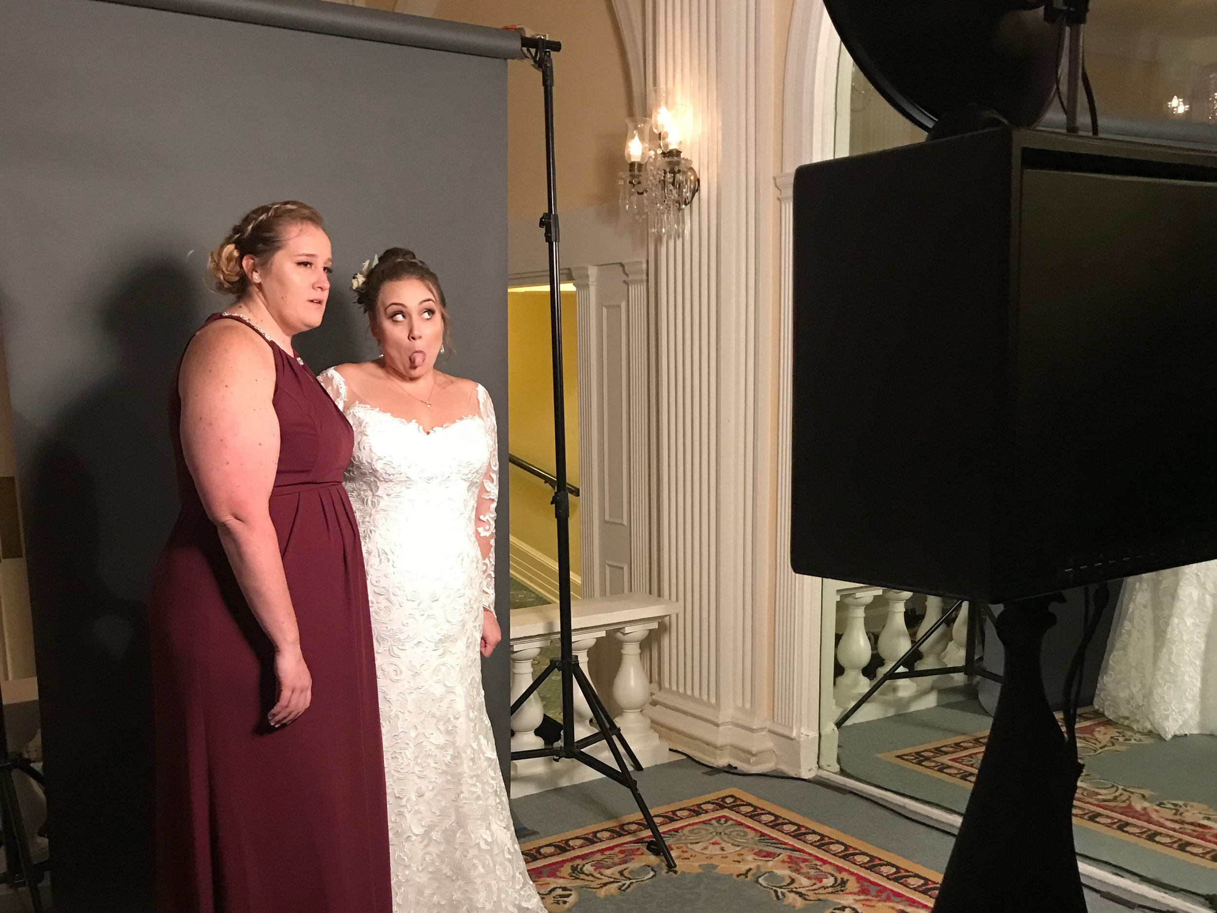 The Omni Homestead wedding photo booth boxy booth photo booth company virginia charlottesville hotsprings lexington staunton harrisonburg