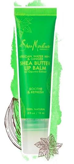Shea Moisture Sheabutter Lip Balm