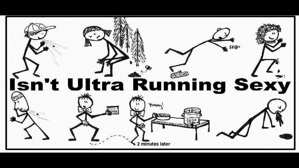 Here's to hoping I only experience a  few  of these on my race tomorrow!