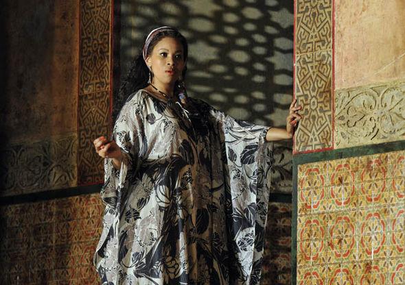 Contessa Almaviva in  Le nozze di Figaro  at the Glyndebourne Festival, July 2016. Photo by Robbie Jack.