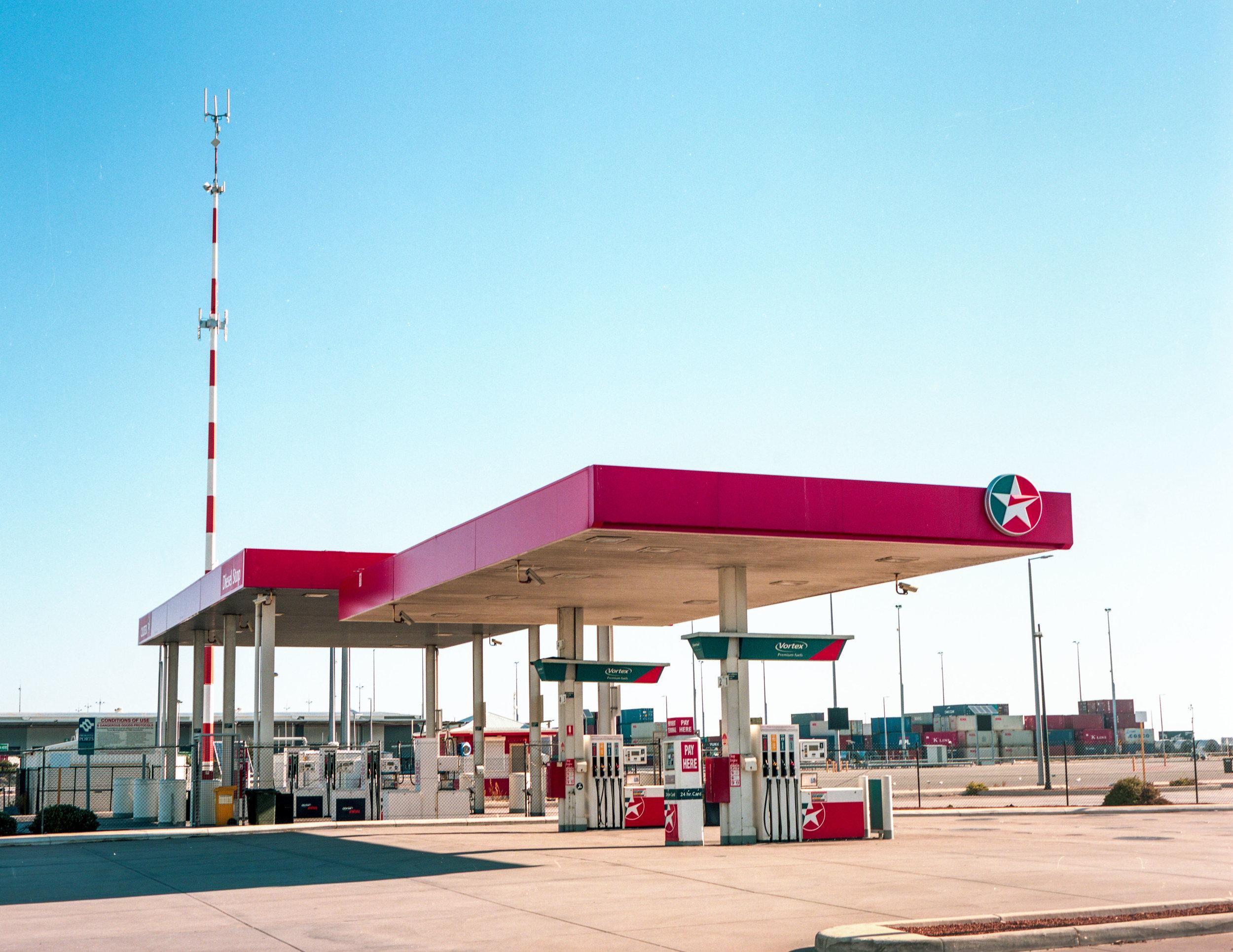 Gas Station - 2
