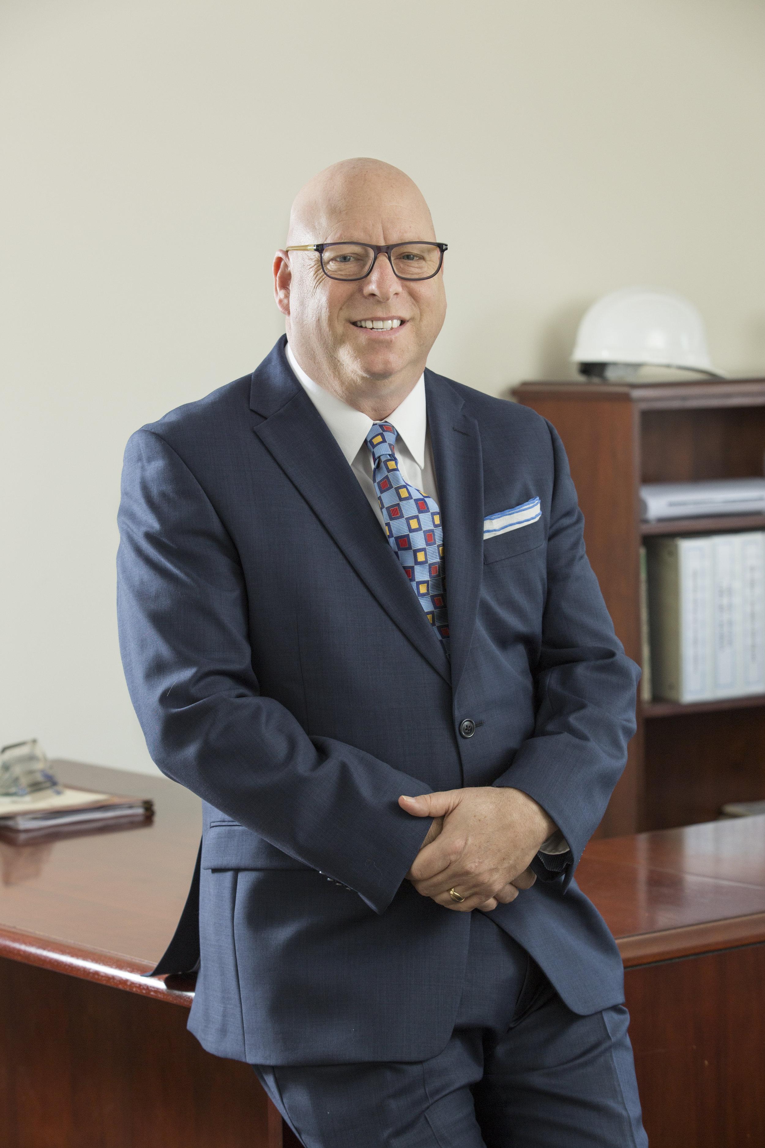MICHAEL HORTON - Executive Vice President