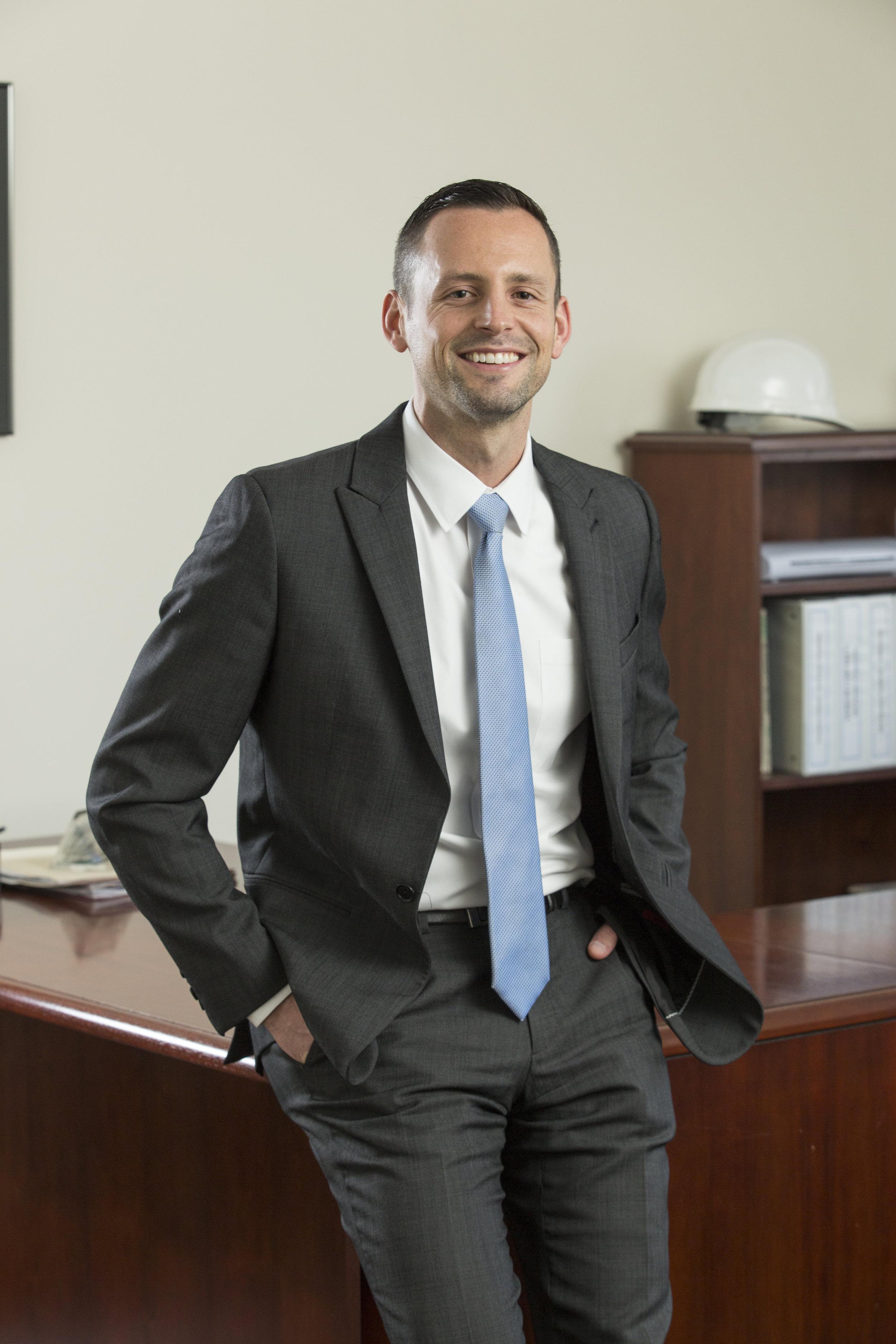 JUSTIN KEARNEY - Director, Market Development and Support