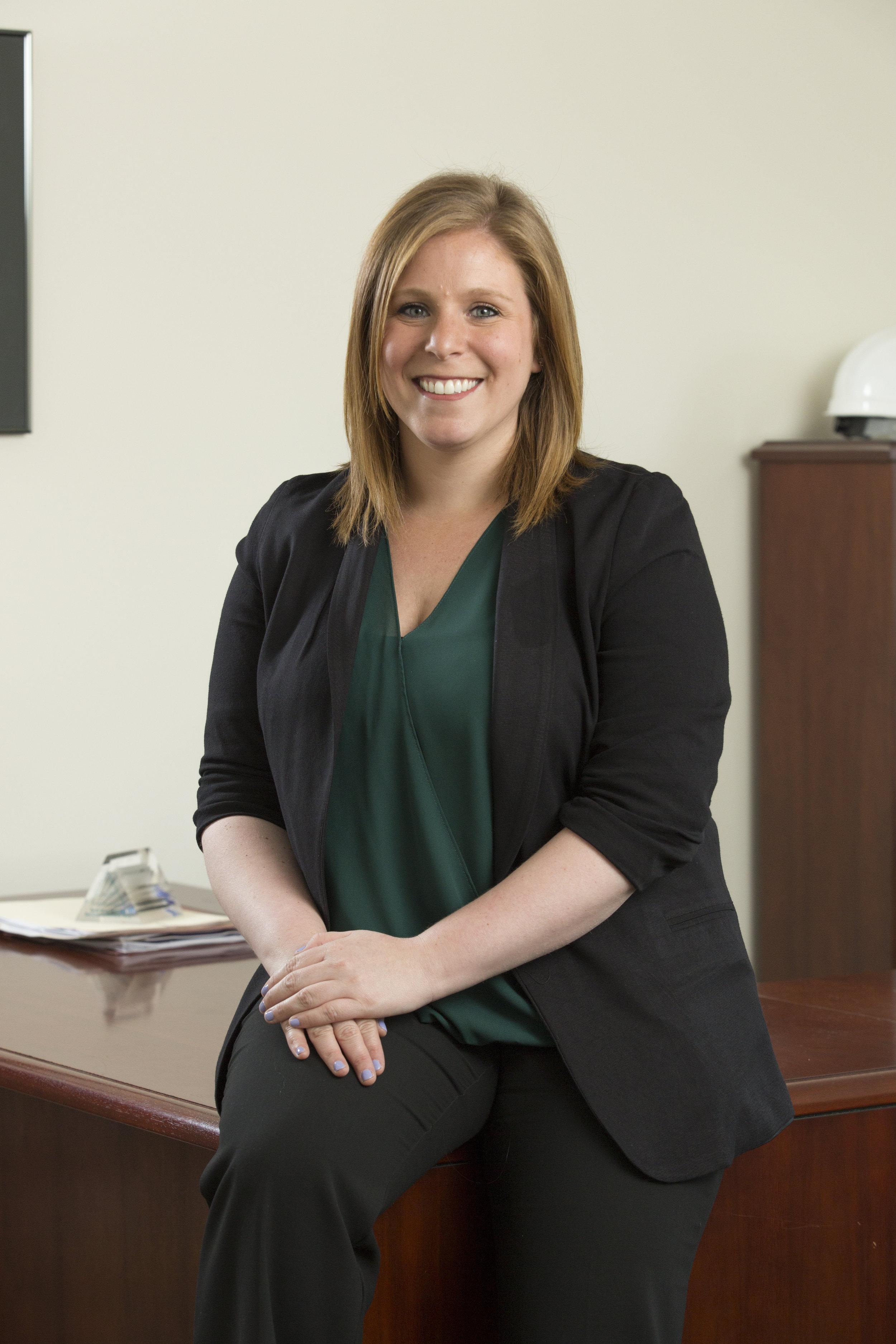 JAMI HORTON - Director of Marketing