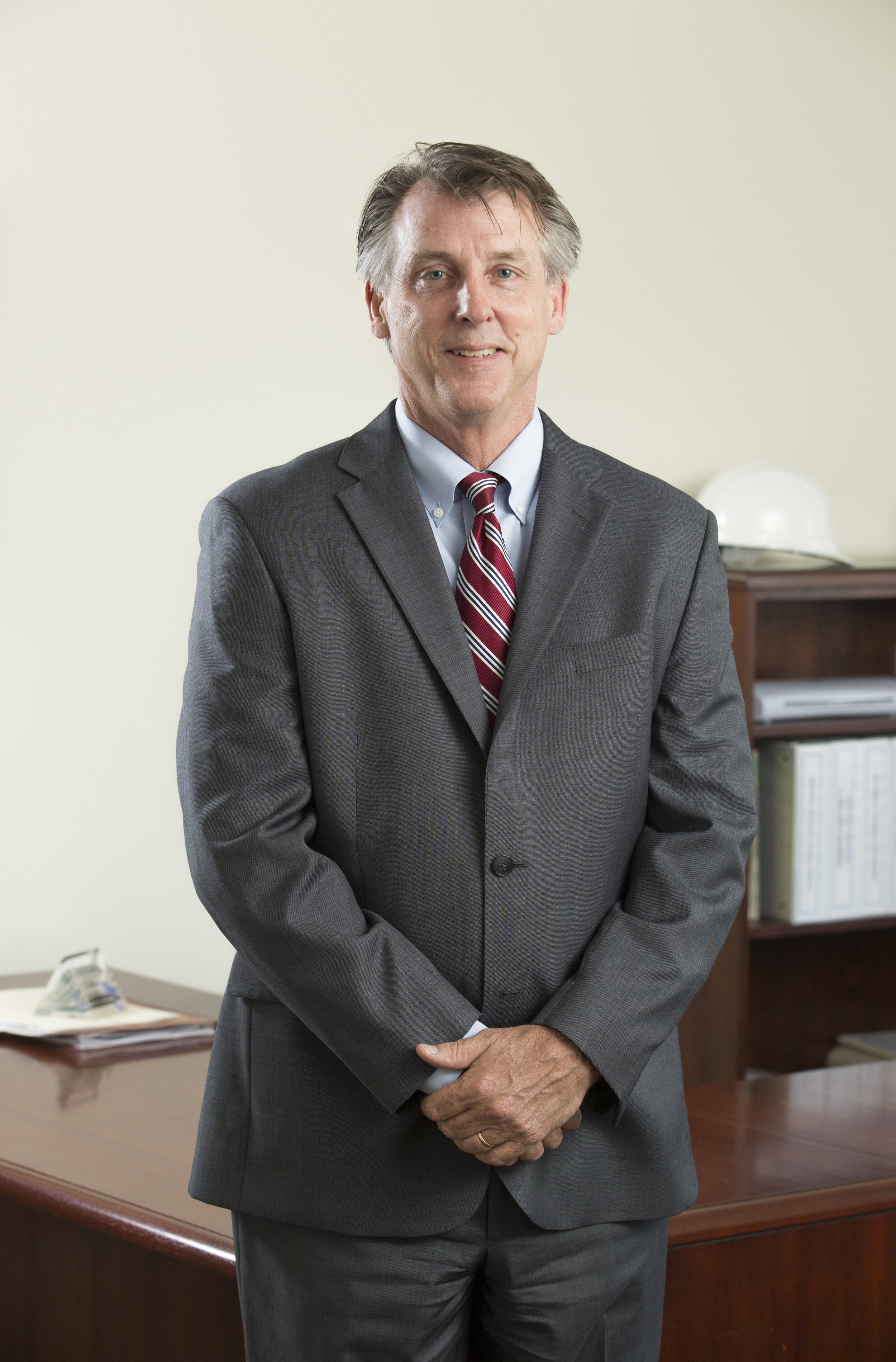 CHRIS RAMM - Vice President, General Manager