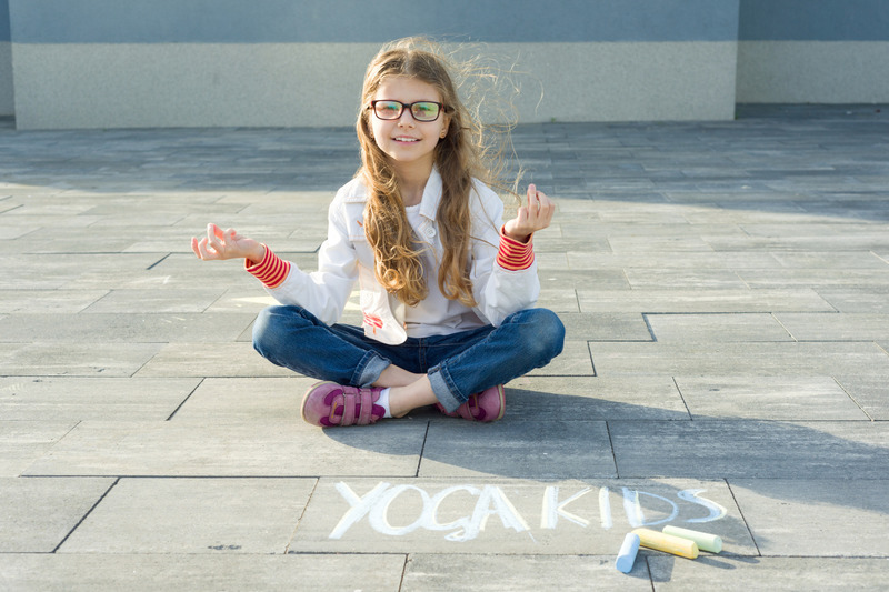Kids Yoga for Homeschoolers