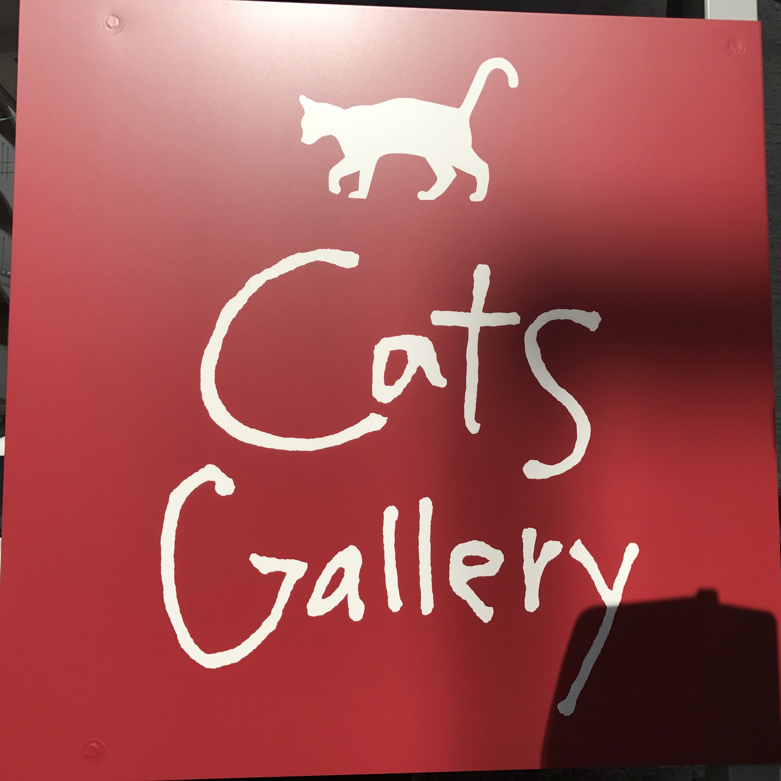 Cats Gallery   Nagoya, Japan