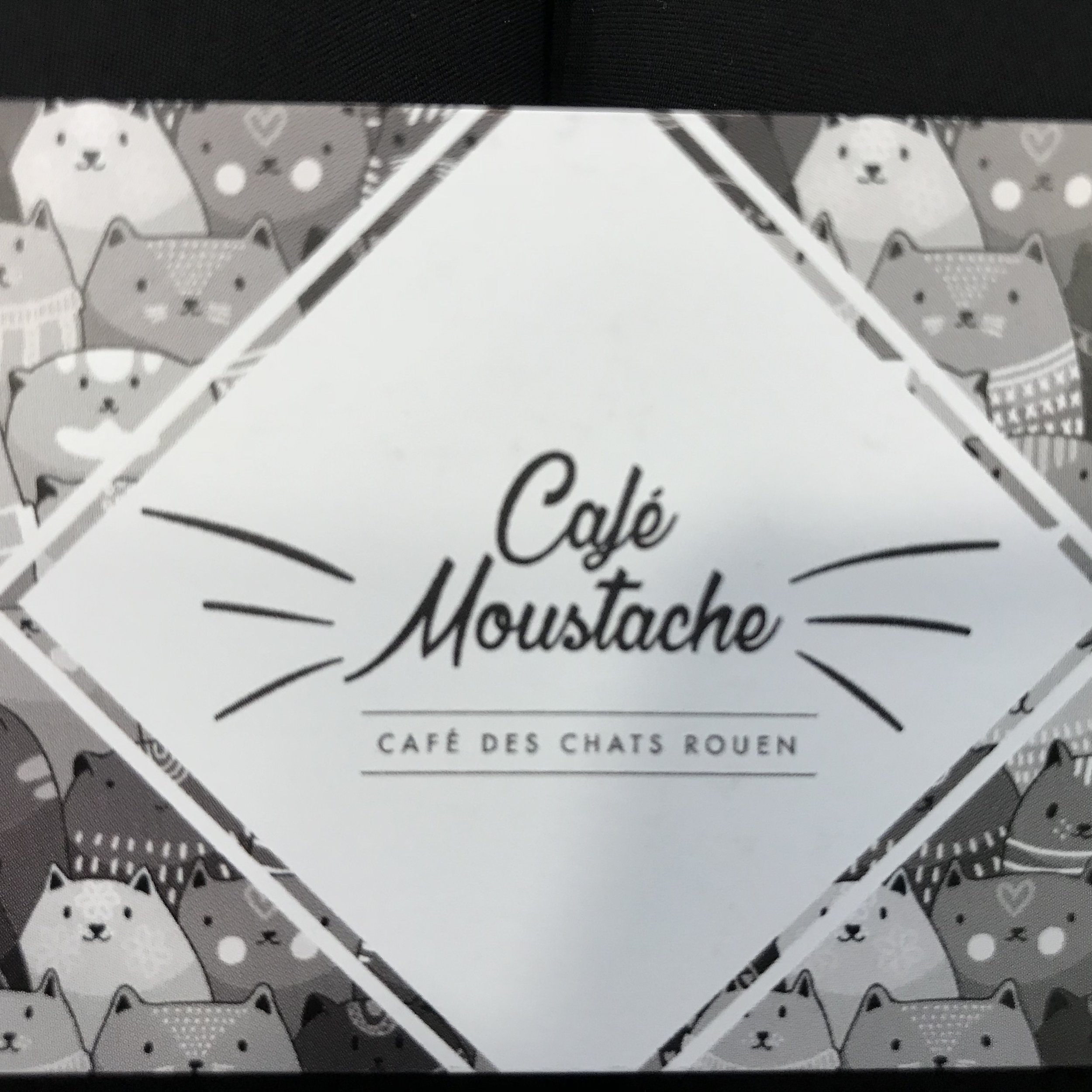 Cafe Moustache   Rouen, France