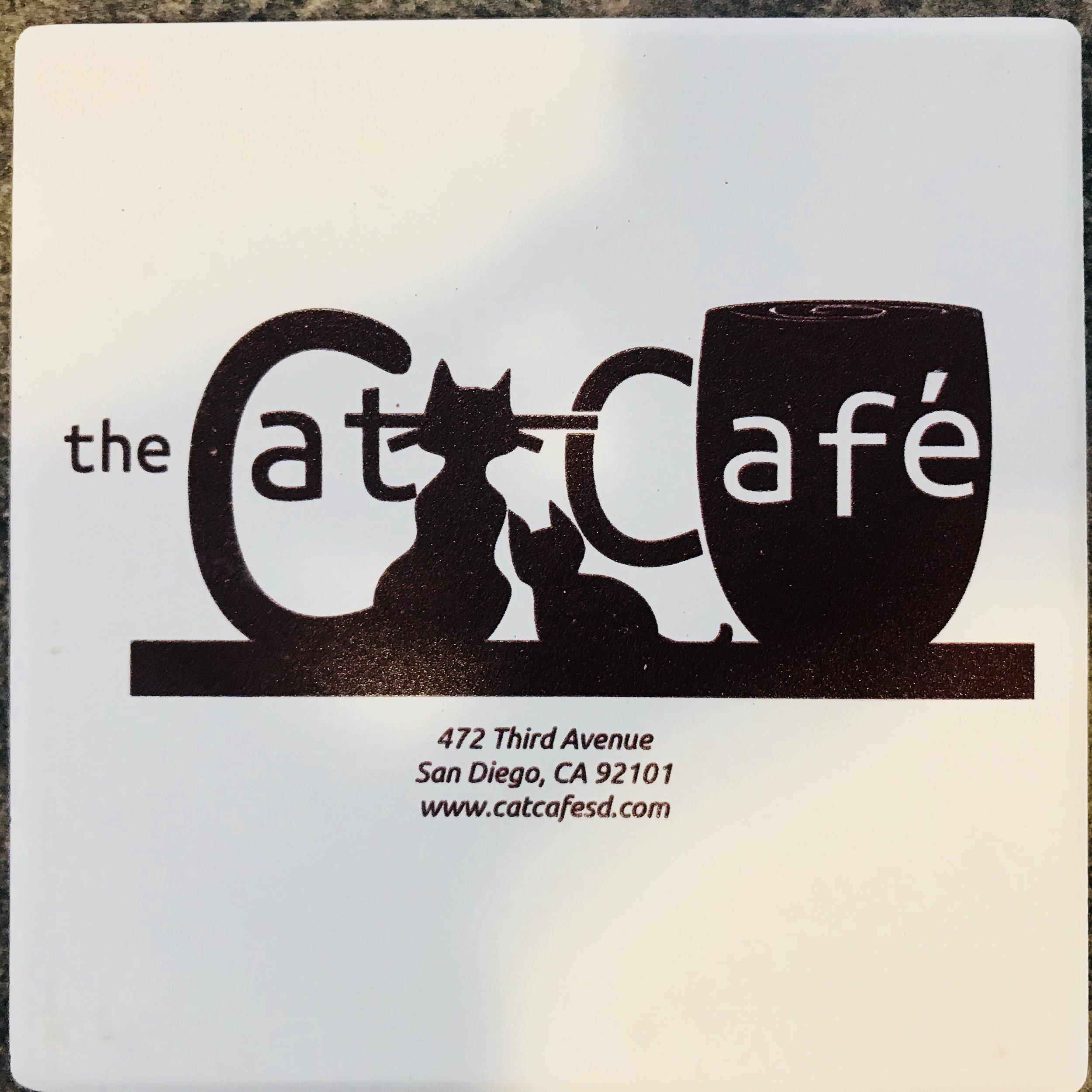 The Cat Cafe   San Diego, CA, USA
