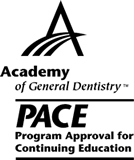 Victor Martel DMD is approved by PACE.