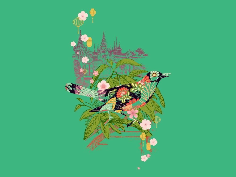 The Enchanted Nightingale - JAN 12 - Mar 18, 2018