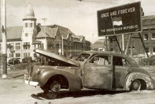 General Mallaby was killed in his car. Nov. 10th, 1945.