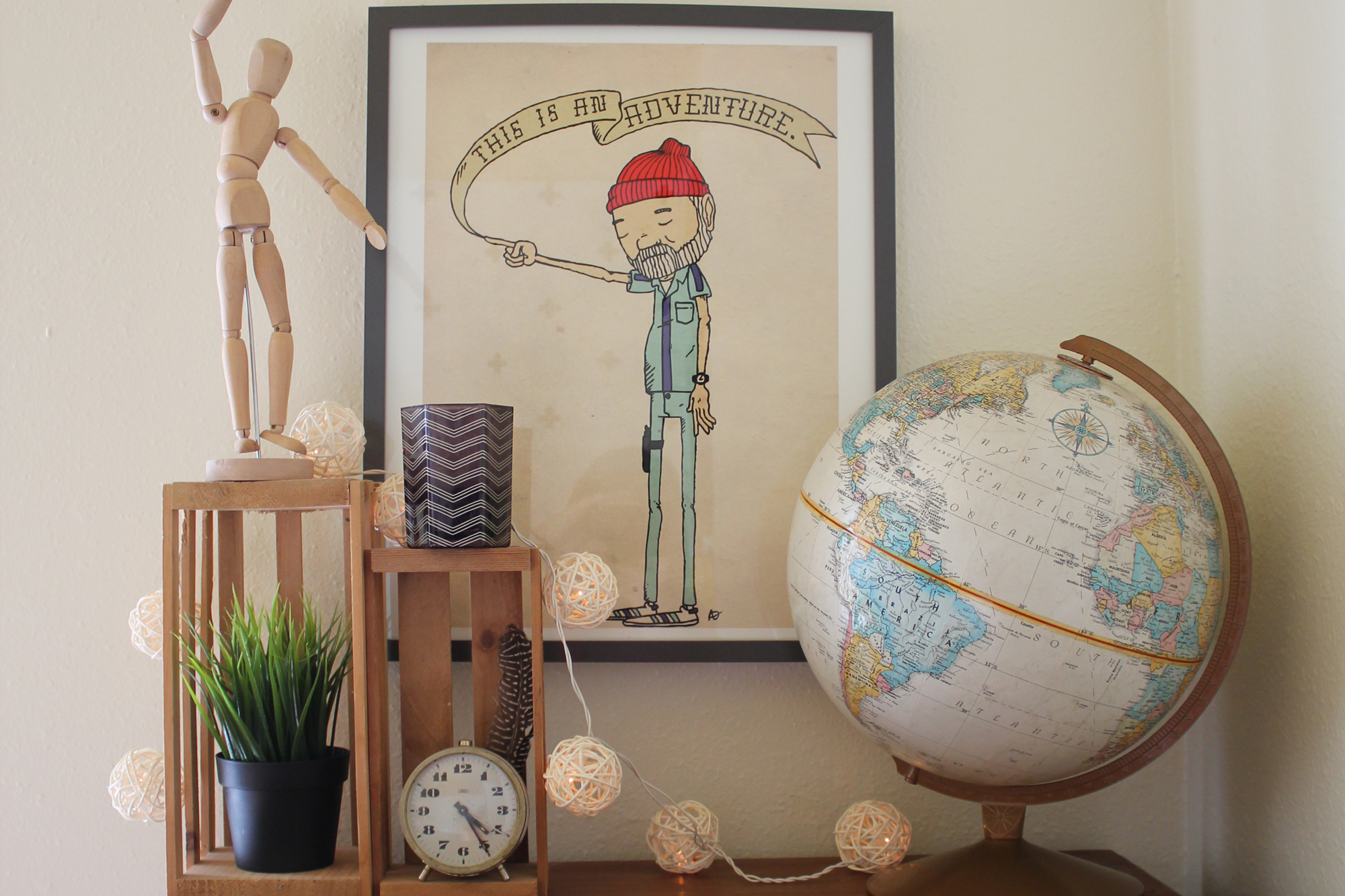 Around the World Nursery -