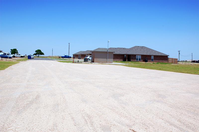 Street view of Duplex