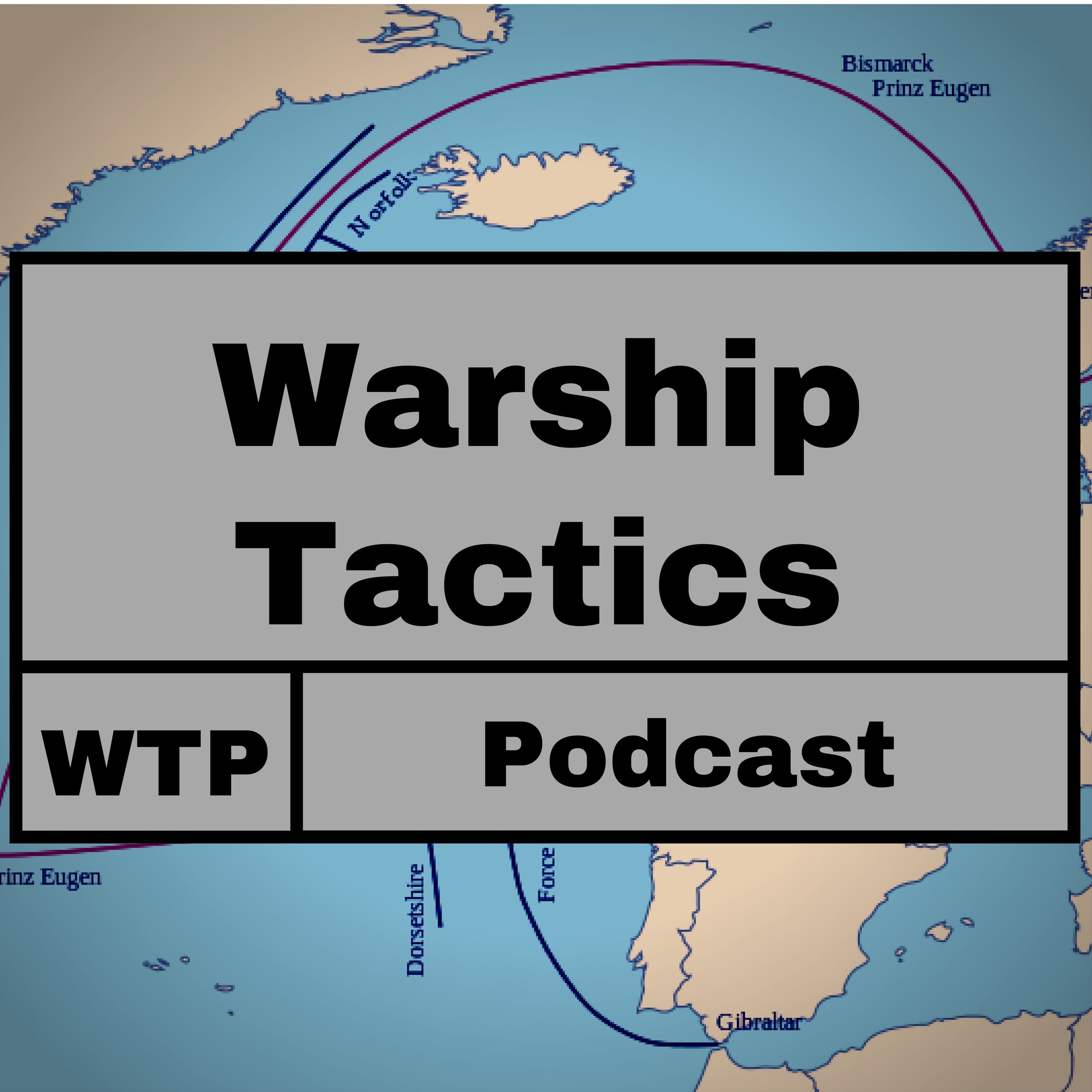 Warship Tactics Podcast Logo