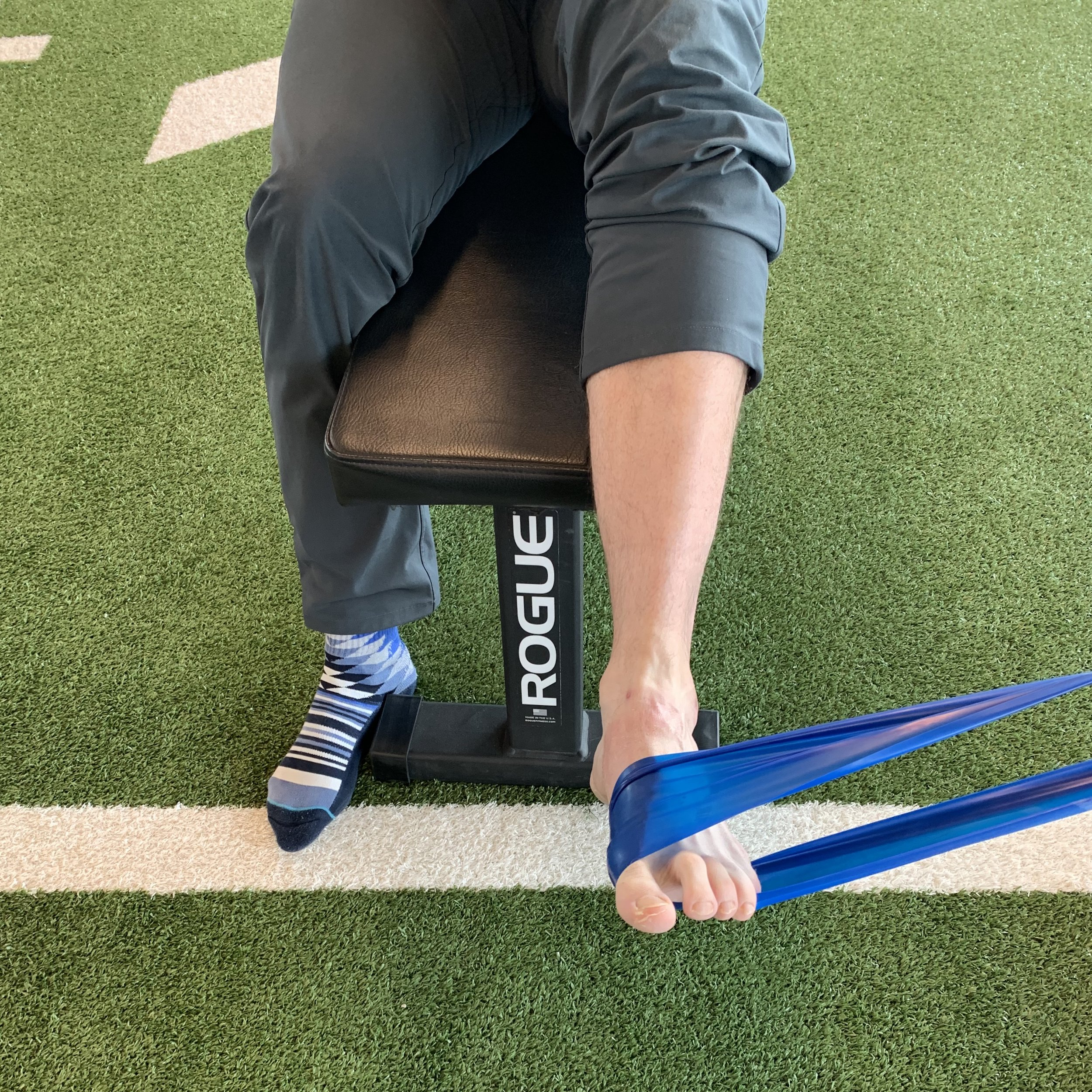 Tibialis Posterior Activation