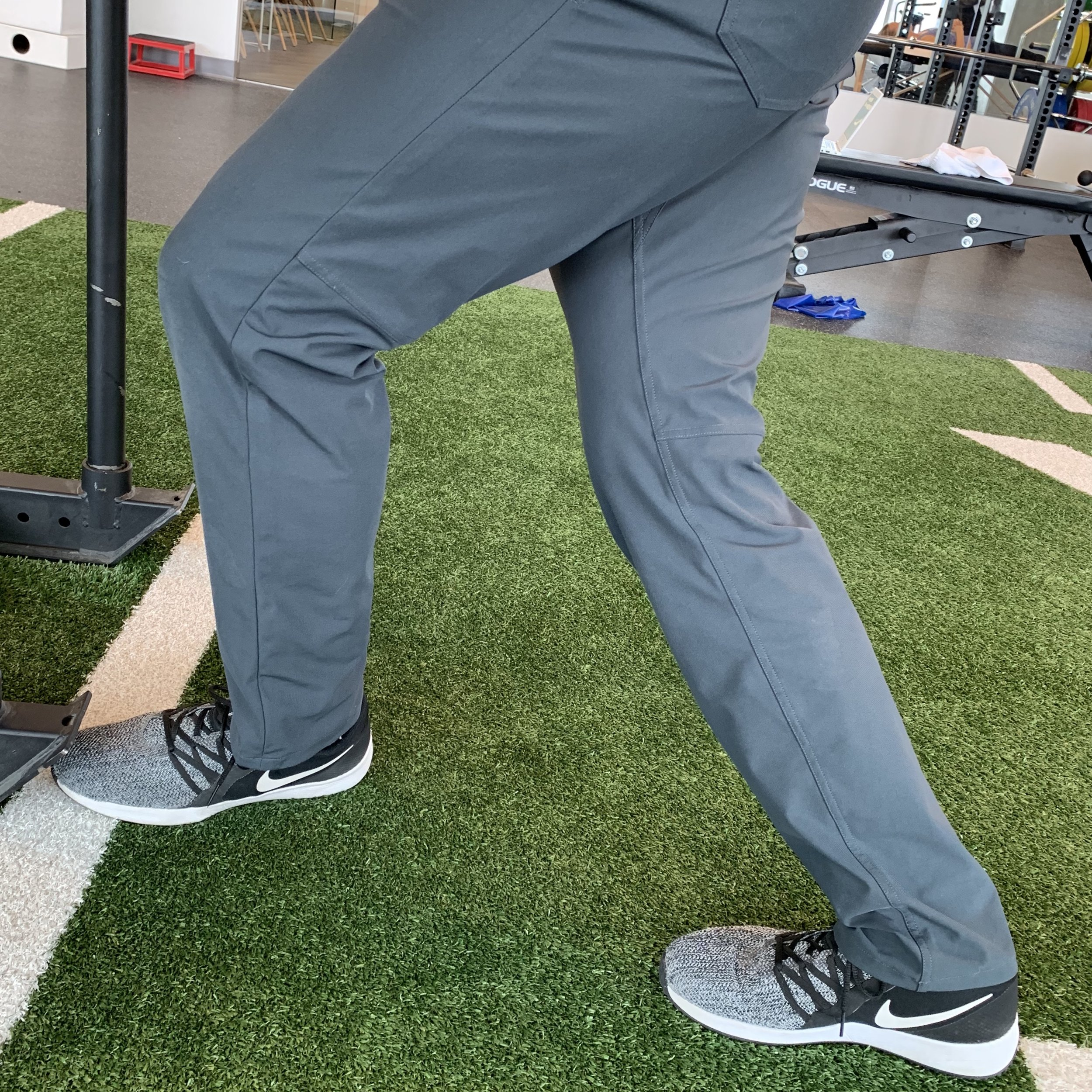 Lateral Tibia Ankle Mobilization