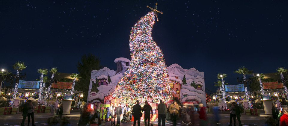 Grinchmas Tree [Universal Studios]