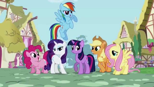 Unicorns in My Little Pony