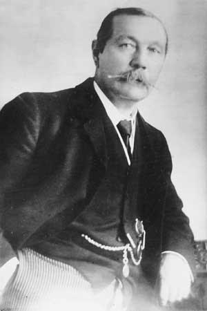 Sir Artur Conan Doyle