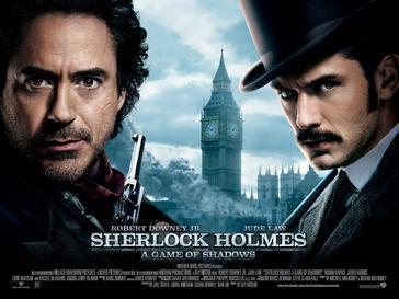 Ritchie's second Sherlock film