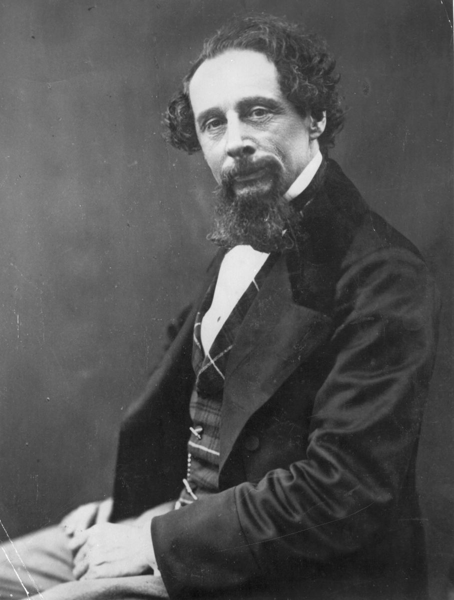 Our man Dickens