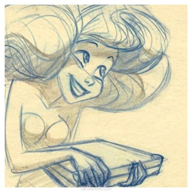 Ariel Art by Glen Keane  Please check out our full Glen Keane spotlight episode at Cartooninin.com/episodes/keane It's part of our lead up to The Little Mermaid! . . . . #glenkeane #keane #disneyprincess #thelittlemermaid #ariel #mermaid #arielthelittlemermaid #partofyourworld #disney #characterdesign #disneyanimation #disneygram #disneyart #instadisney #disneyfan #waltdisneystudios #podcast