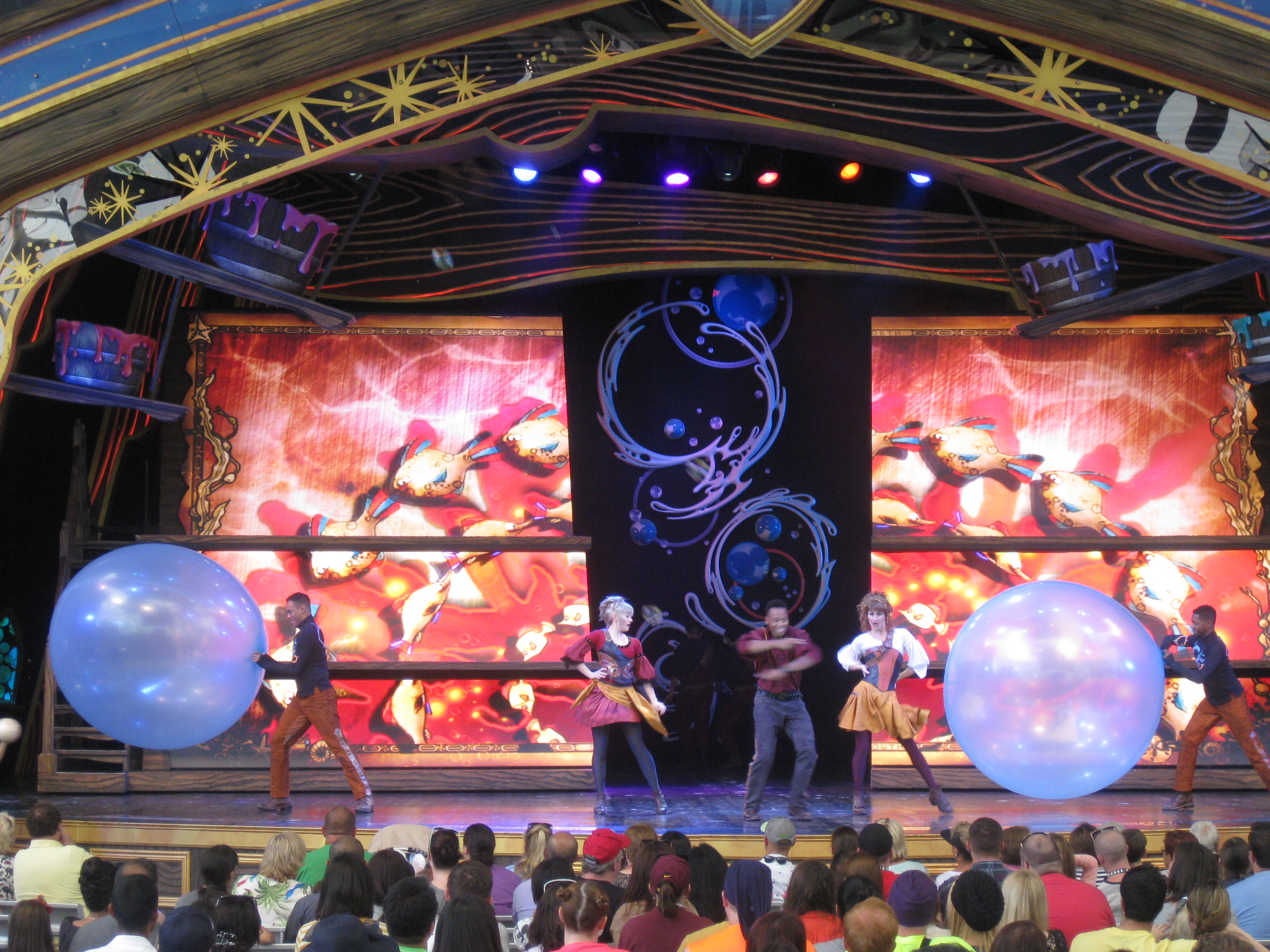 Under the Sea in Mickey's Magical Map