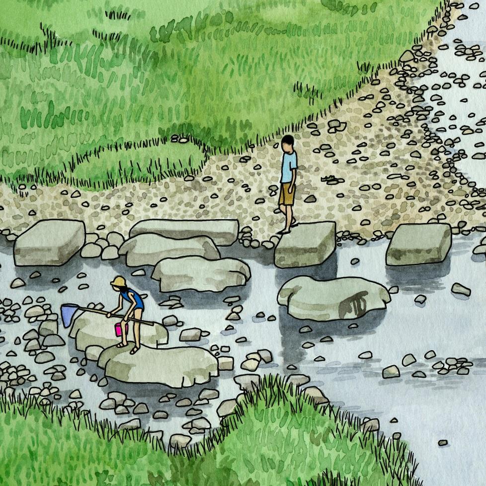 Kamogawa (Kamo River)