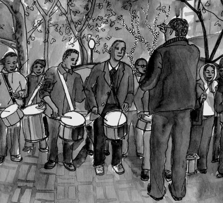 NY Japion: Harlem Samba