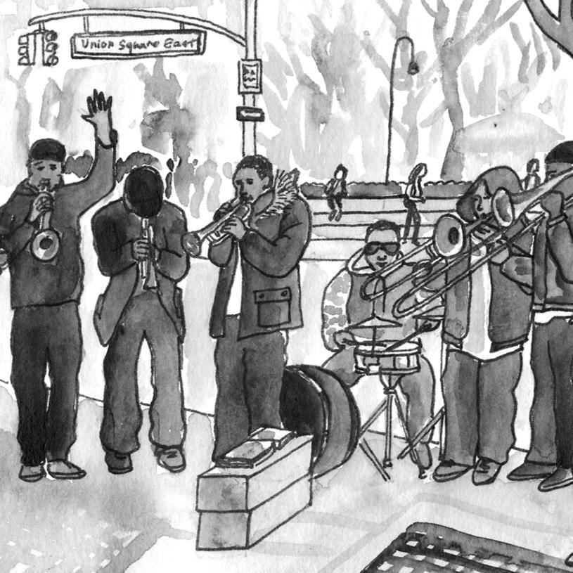 NY Japion: The Hypnotic Brass Ensemble