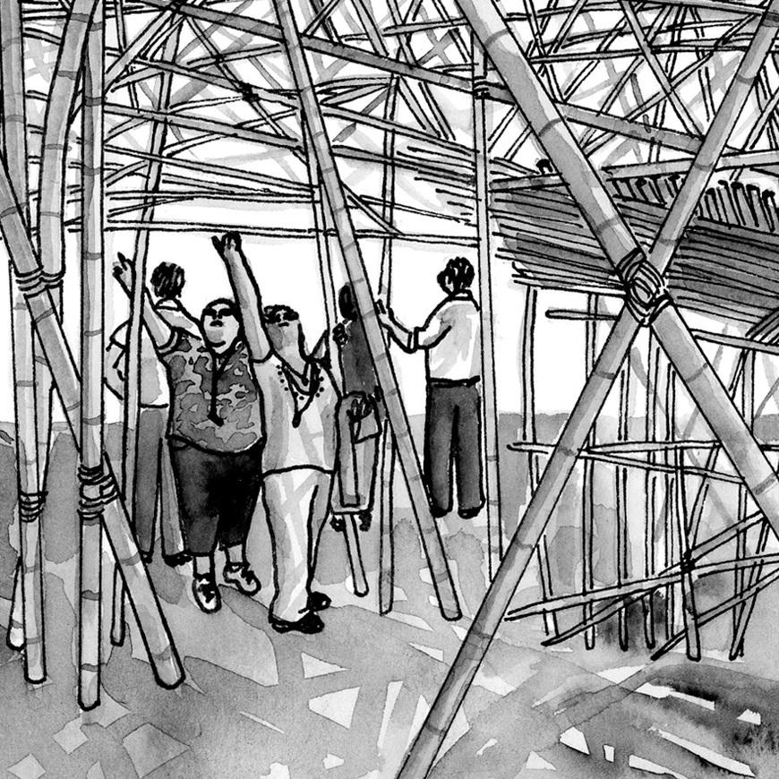 NY Japion: Big Bambu at the Met