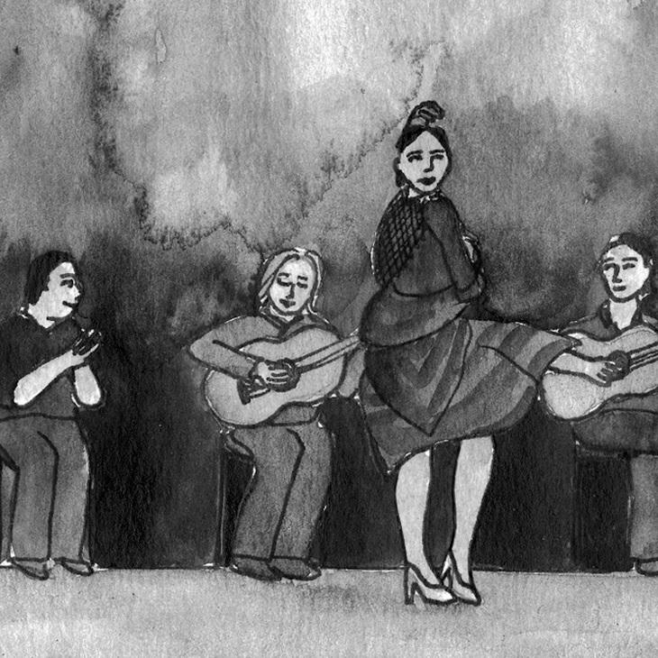 NY Japion: Noche Flamenca