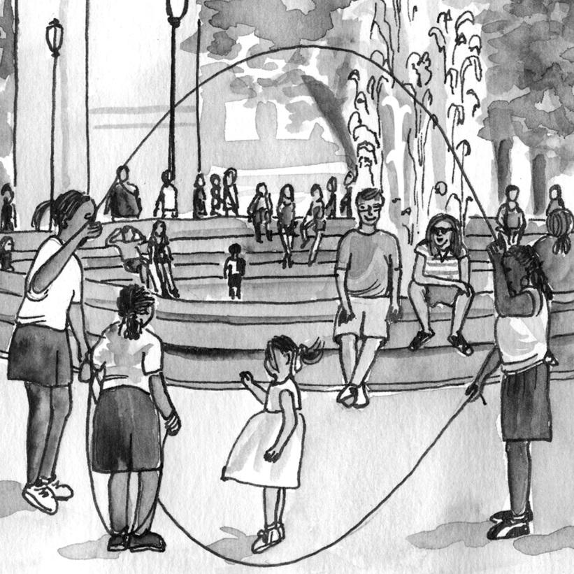 NY Japion: Double Dutch in Washington Square Park