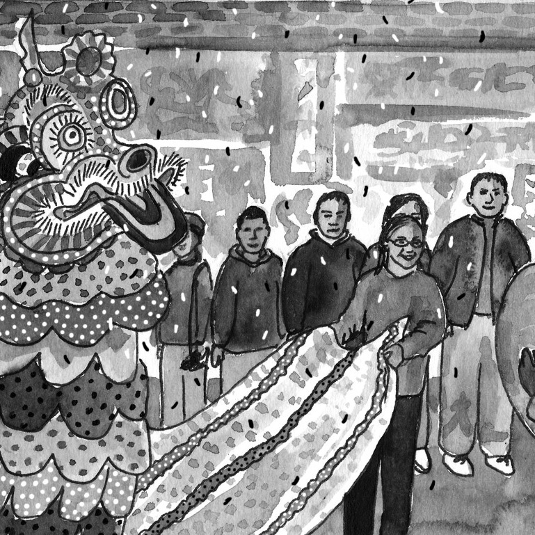 NY Japion: Chinese New Year Parade
