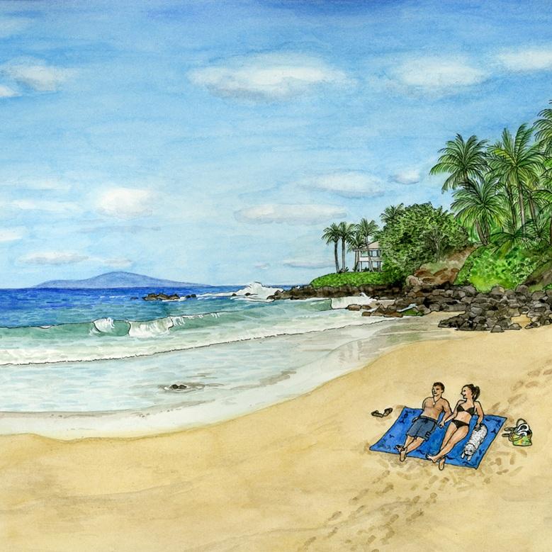 Special Places: Secret Beach