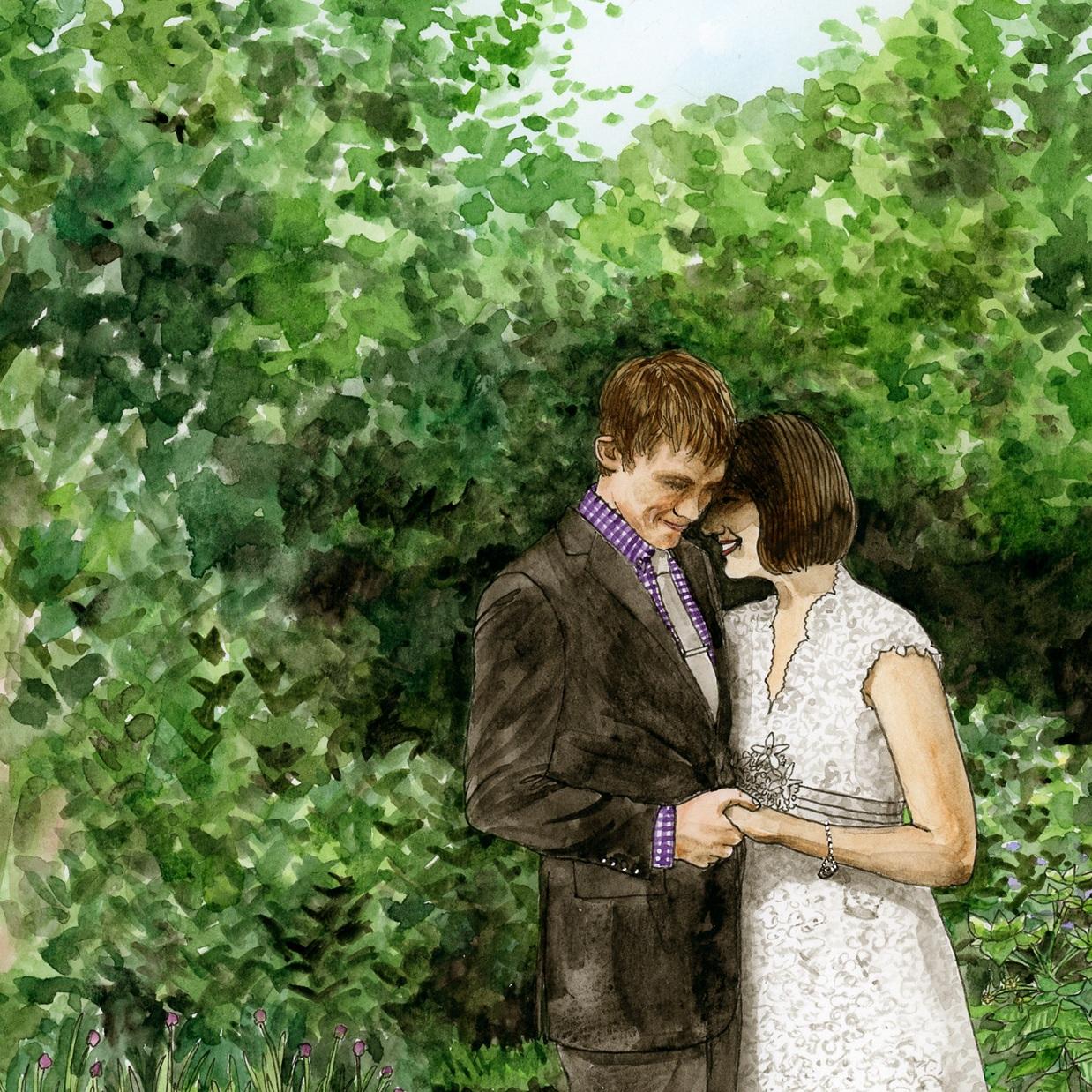 Special Places: Hayley & Adrian