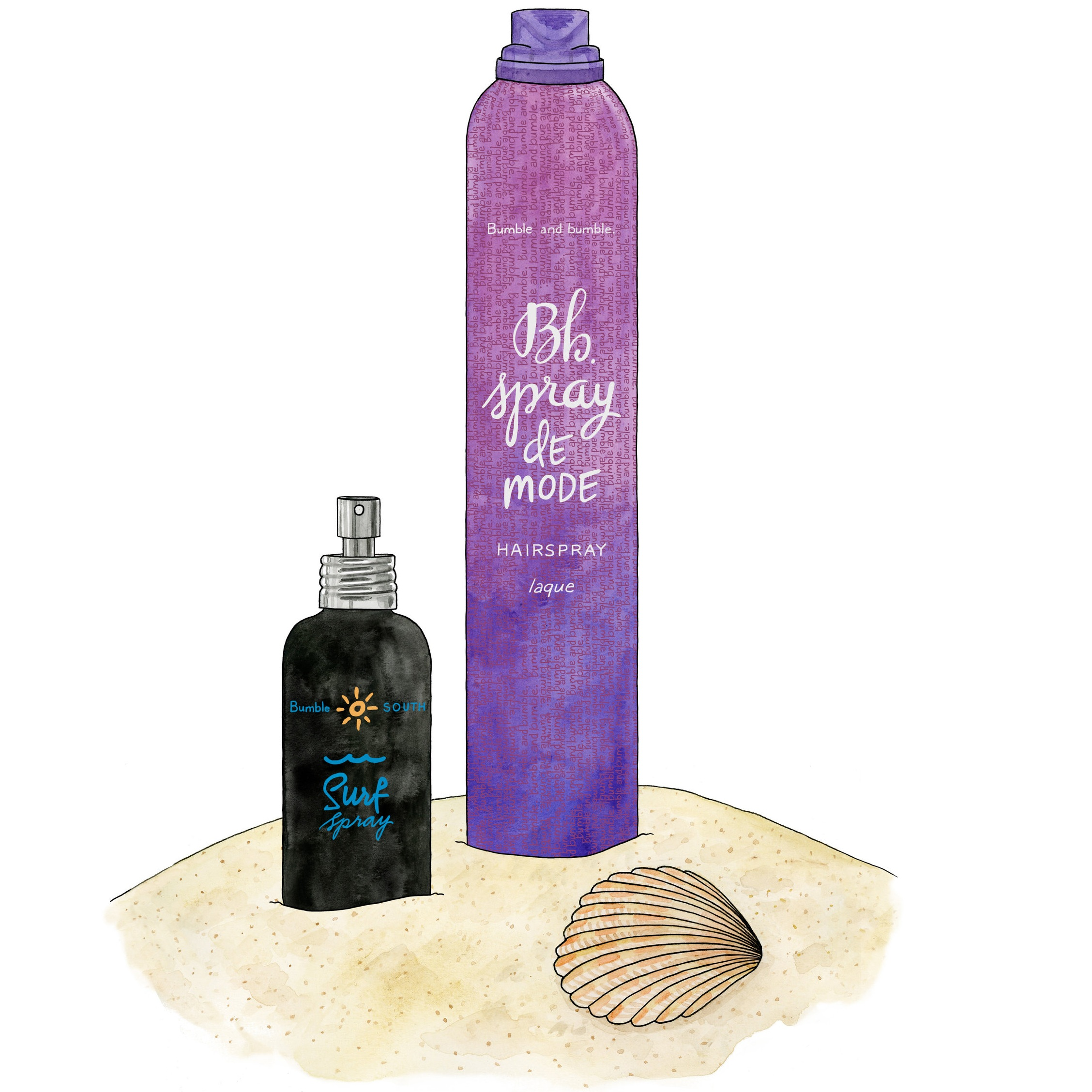 Bumble and bumble: Surf Spray 3